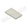 Bacinella h6.5 cm liscia inox
