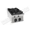 Cucina 2 fuochi da banco 400×900 linea 900 Prestige