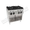 Cucina 4 fuochi 700×700 linea 700 Compact
