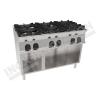Cucina 6 fuochi 1050×700 linea 700 Compact