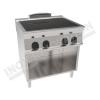 Cucina a induzione 4 zone 800×700 linea 700 Prestige