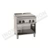 Cucina tuttapiastra gas 800×900 linea 900 Prestige