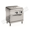 Cucina tuttapiastra gas con forno gas 700×700 linea 700 Compact