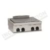 Cucina tuttapiastra elettrica da banco 800×700 linea 700 Prestige