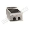 Cucina vetroceramica da banco 350×700 linea 700 Compact