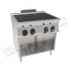 Cucina vetroceramica 4 zone 700×700 linea 700 Compact