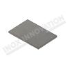 Teglia a spessore in alluminio antiaderente liscia