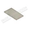 Teglia h6.5 cm in alluminio teflonata antiaderente per fritti